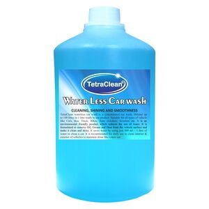 TetraClean Waterless Dry Car Wash Concentrate 1 L