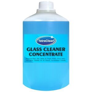 TetraClean Concentrate Glass Cleaner Suitable For All Type Of Glasses (250 ml)