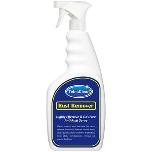 TetraClean Rust Remover Highy Effective and Gas Free Anti Rust Spray (500 ml)